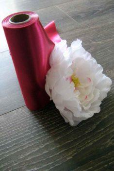 Saténová stuha 29-kráľovská purpurová - evkakvety-eshop.eu