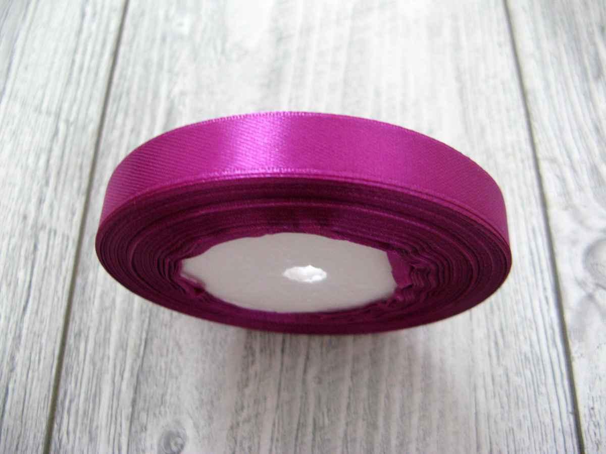 Saténová stuha tmavofialová - Dark Violet obr.1 - evkakvety-eshop.eu