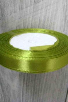 Saténová stuha zelená - Green obr.2 - evkakvety-eshop.eu