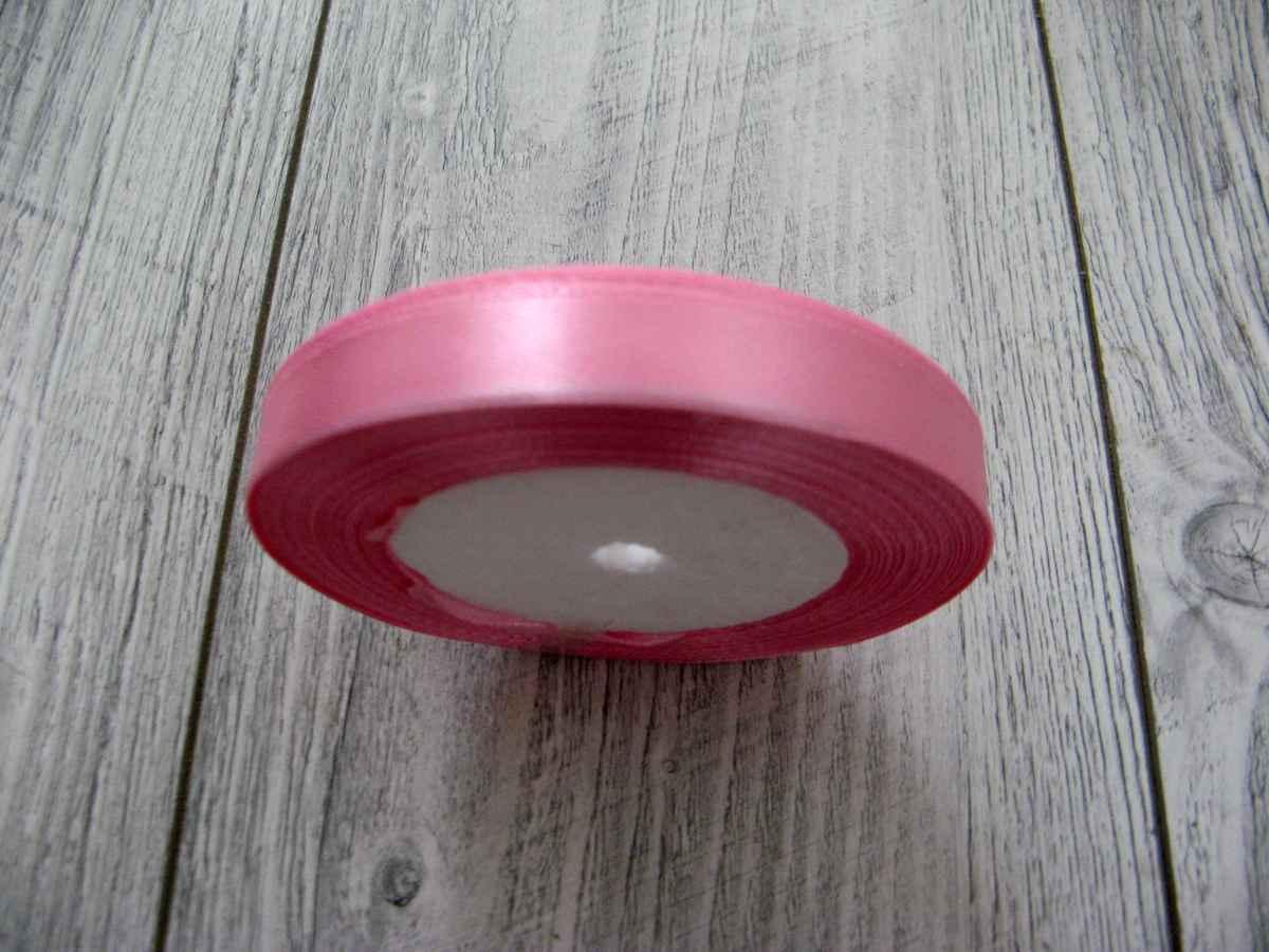 Saténová stuha ružová - Pink obr.1 - evkakvety-eshop.eu