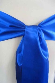 saténová mašľa 16cm modrá - 11 - 2.obr. - evkakvety-eshop.eu