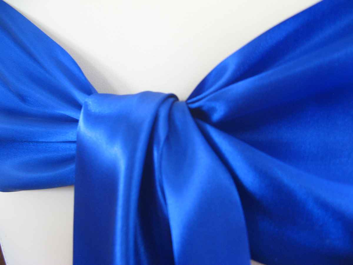 saténová mašľa 16cm modrá - 11 - 3.obr. - evkakvety-eshop.eu