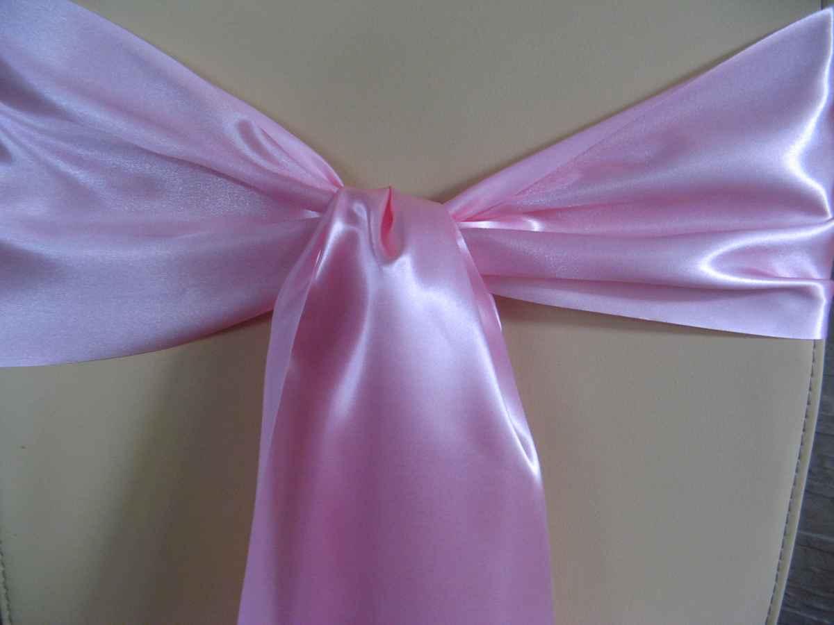 saténová mašľa 16cm ružová - 25 - 1.obr. - evkakvety-eshop.eu