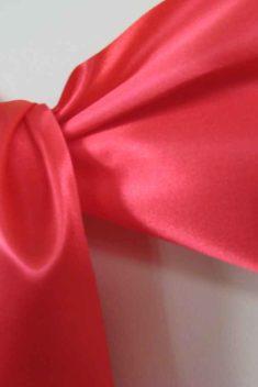 saténová mašľa 16cm červená - 28 - 3.obr. - evkakvety-eshop.eu