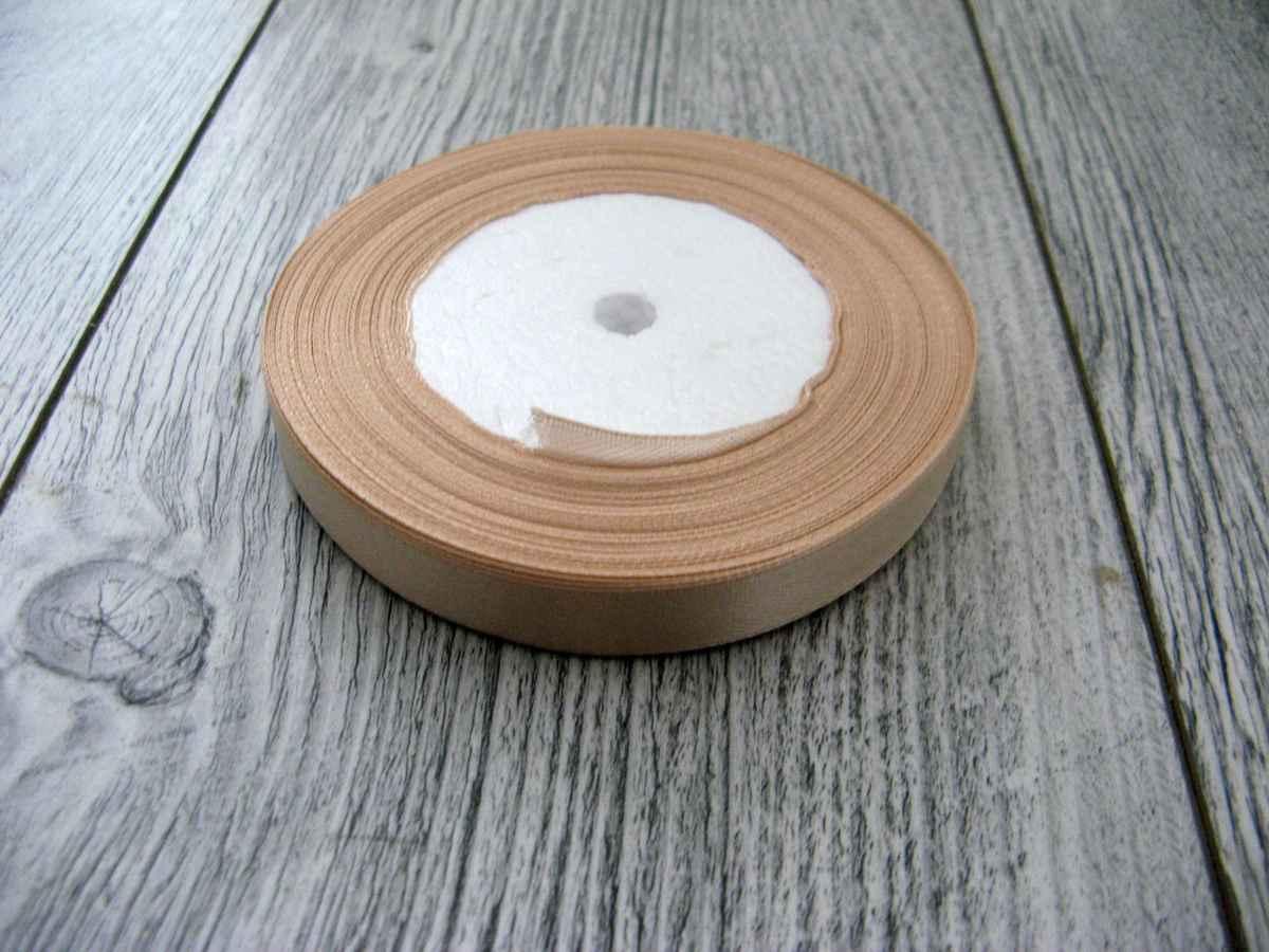 Saténová stuha krémová – True Cream – evkakvety-eshop.eu