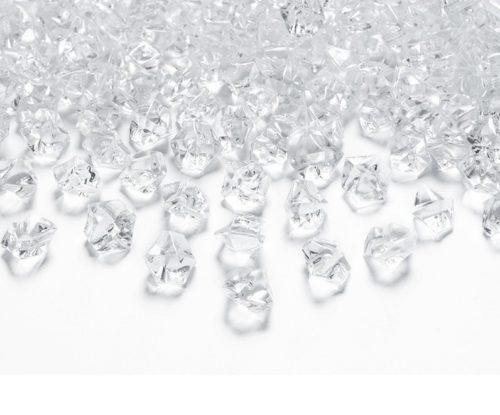 Priesvitný_ľad 1,4x1,1cm 40ks - evkakvety-eshop.eu
