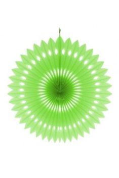 Rozeta zelená 40cm - evkakvety-eshop.eu