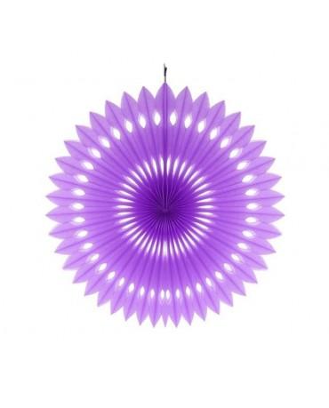 Rozeta fialová 40cm - evkakvety-eshop.eu