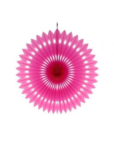 Rozeta ružová 40cm - evkakvety-eshop.eu