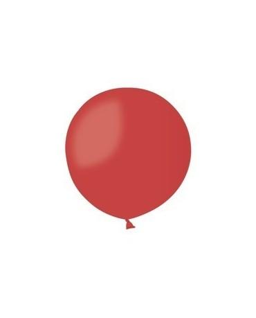 Latexový balón červený 85cm - evkakvety-eshop.eu