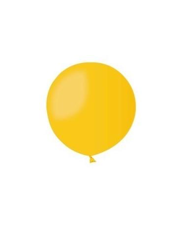 Latexový balón žltý 85cm - evkakvety-eshop.eu