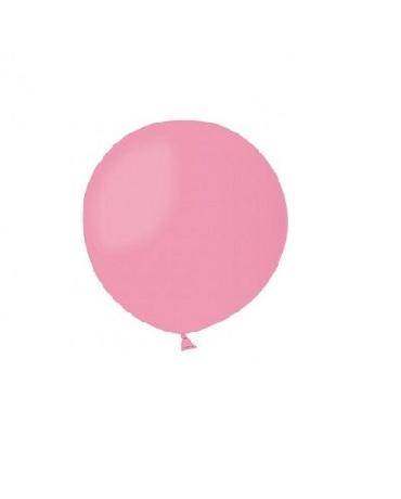 Latexový balón ružový 85cm - evkakvety-eshop.eu