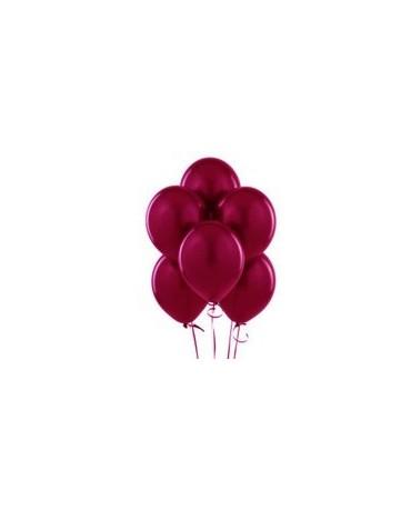 Latexový balón pastelový bordový 30cm - evkakvety-eshop.eu