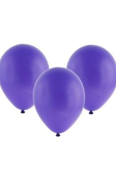 Latexový balón pastelový fialový 30cm - evkakvety-eshop.eu