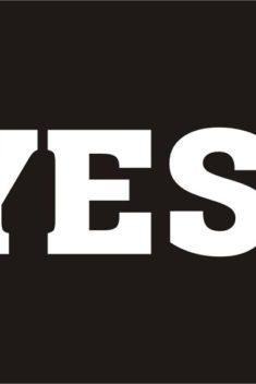 Nálepky na topánky Yes 2ks - evkakvety-eshop.eu