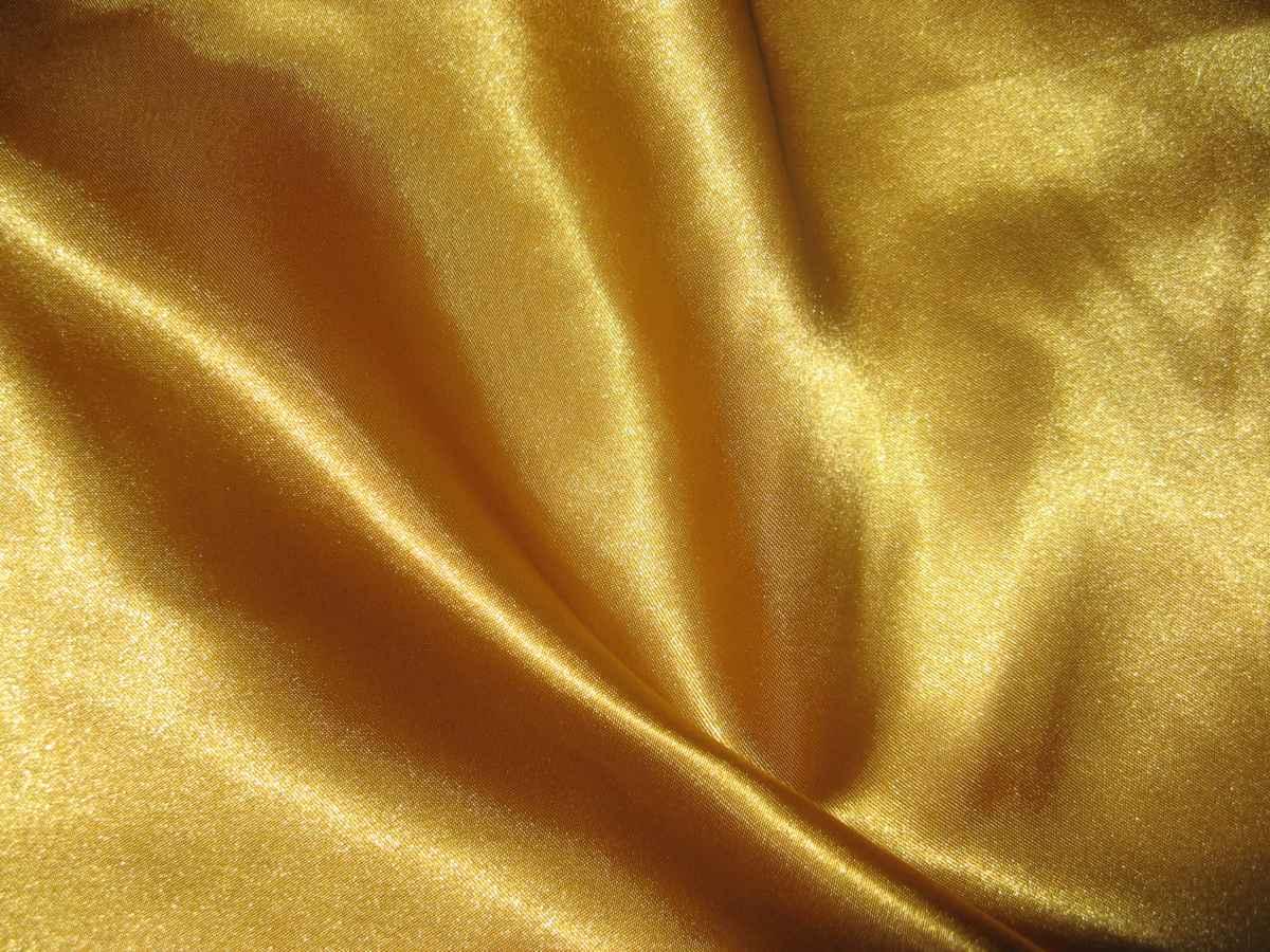 465 - zlatá - satén - evkakvety-eshop.eu