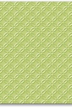 Zelená reliéfna servítka - evkakvety-eshop.eu