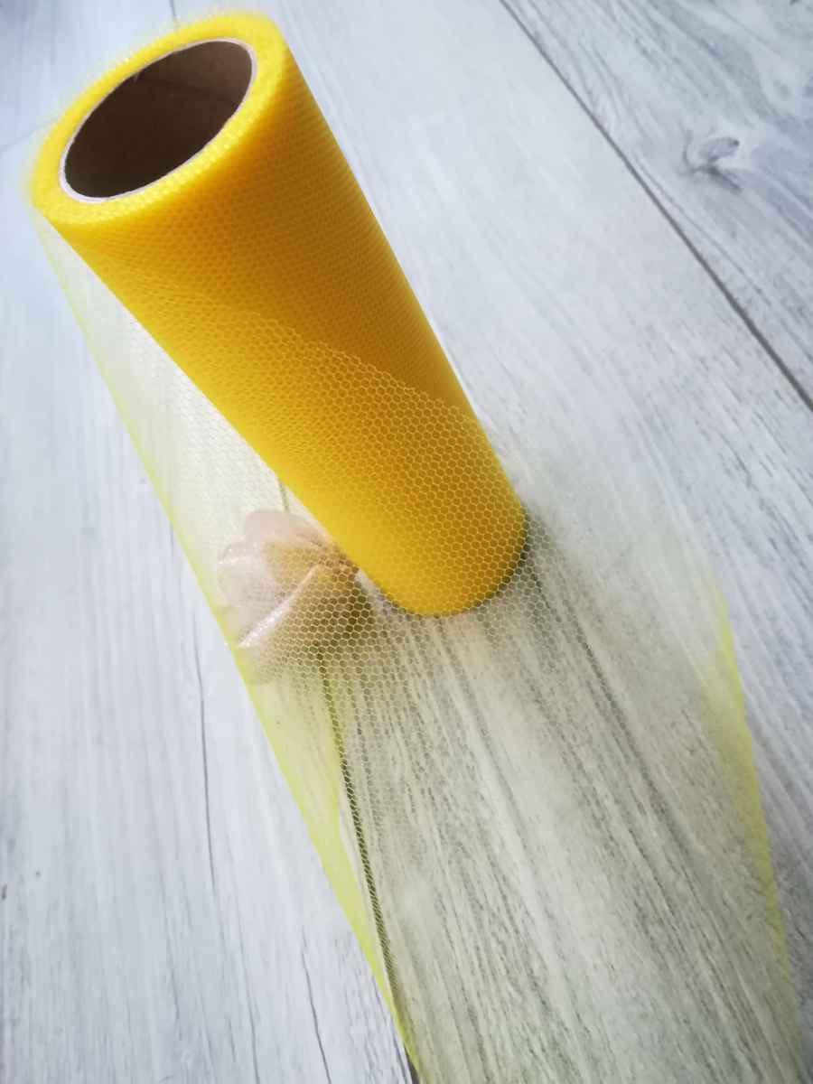 žltý tyl - obr.4 - evkakvety-eshop.eu