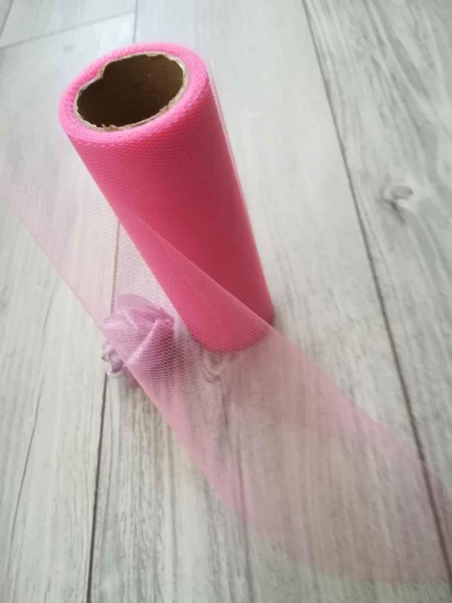 ružový tyl - obr.4 - evkakvety-eshop.eu