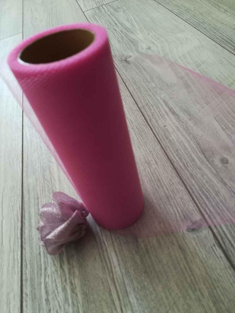 ružový tyl ll. obr.3 - evkakvety-eshop.eu
