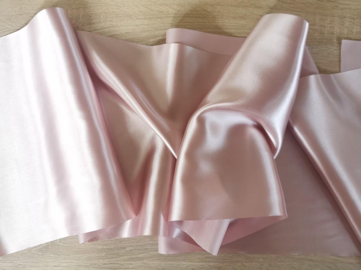 Satén - Ružové zlato - Rose Gold - 31cm - evkakvety-eshop.eu
