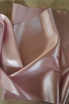Satén - Ružové zlato - Rose Gold - 47cm - evkakvety-eshop.eu