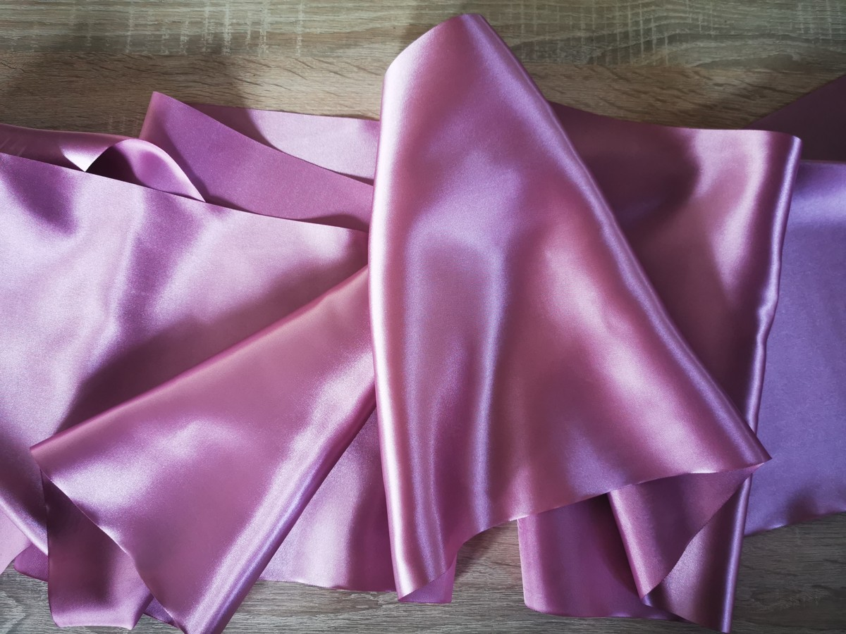 Satén - Staroružová - Old Pink - 31cm - evkakvety-eshop.eu