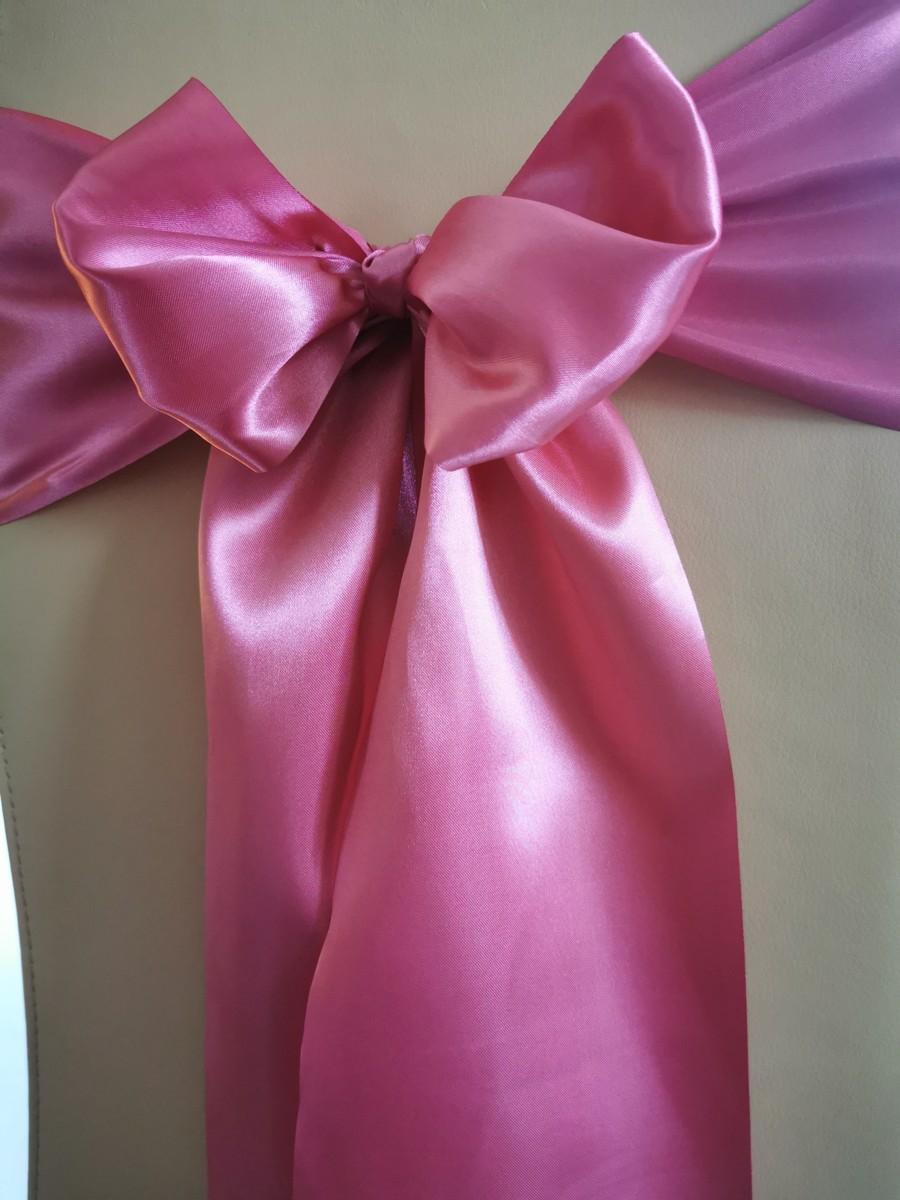 Satén – Tmavá staroružová- Dark Old Pink – 15,5cm – evkakvety-eshop.eu