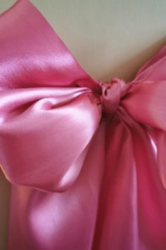 Satén - Tmavá staroružová- Dark Old Pink - 15,5cm - evkakvety-eshop.eu