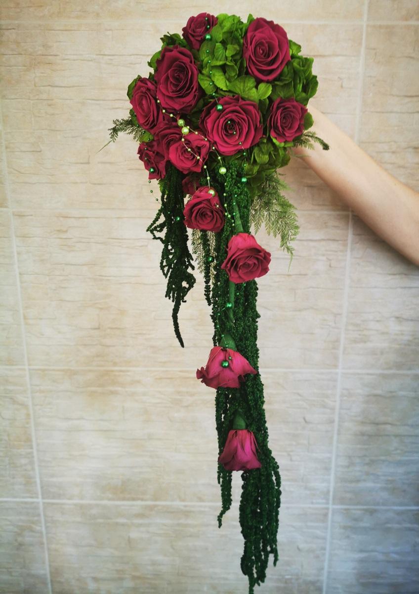 Živé stabilizované kvety – handmade.evkakvety-eshop.eu