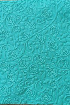 Reliéfne servítky akvamarínové - Aquamarine 33x33cm - evkakvety-eshop.eu
