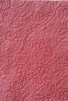 Reliéfne servítky bordové - Claret 33x33cm - evkakvety-eshop.eu