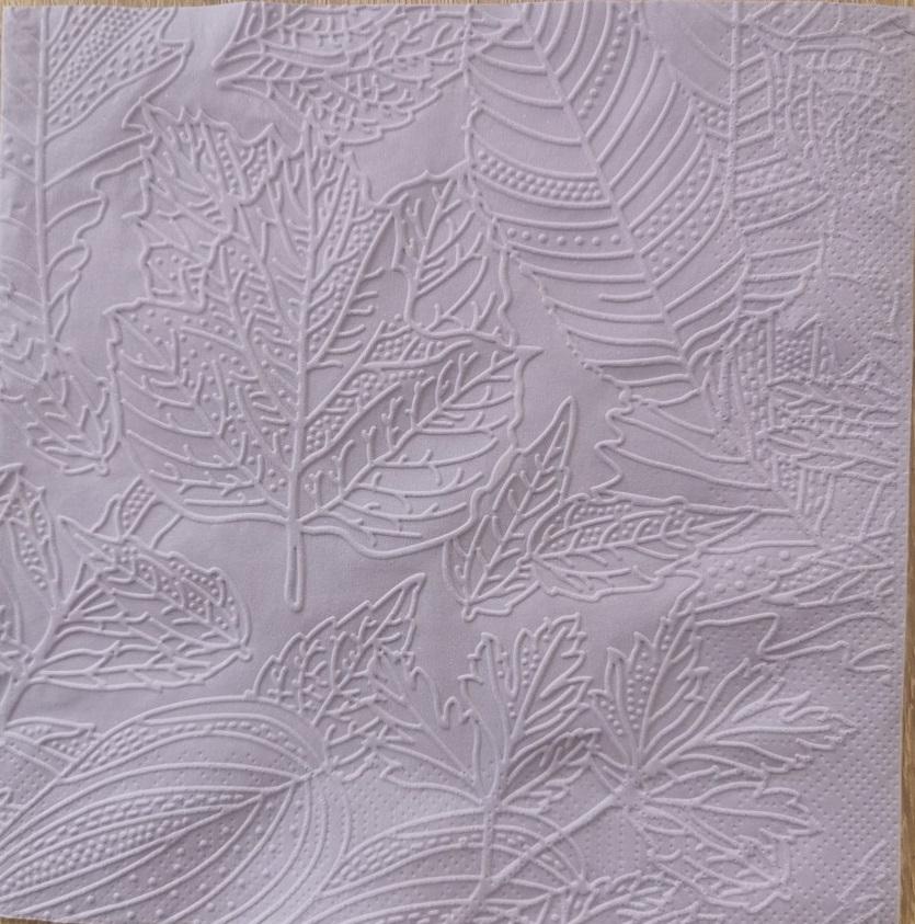 Reliéfne servítky levandulové – Lavender 33x33cm – evkakvety-eshop.eu