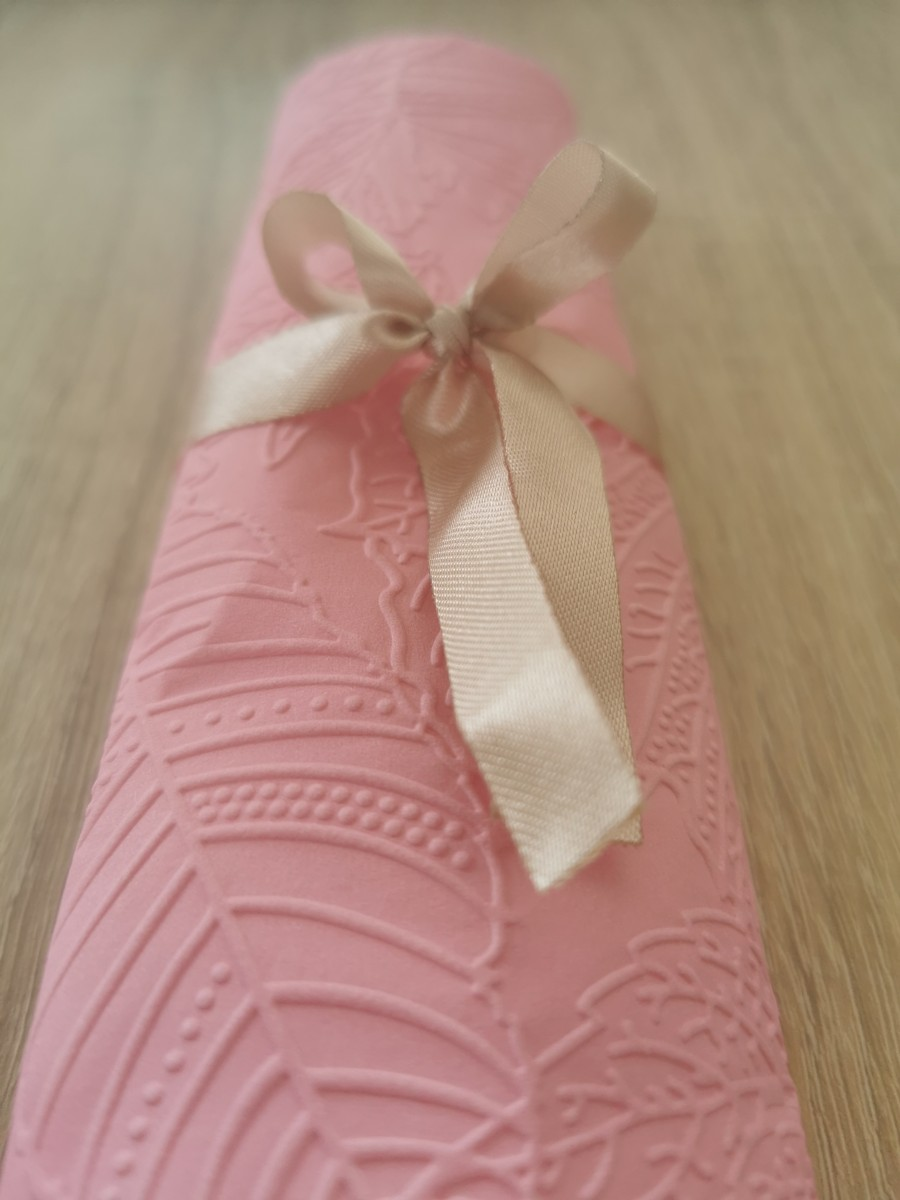 Reliéfne servítky ružové - Candy Pink 33x33cm - evkakvety-eshop.eu