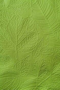 Reliéfne servítky limetkovozelené - Lime Green 33x33cm - evkakvety-eshop.eu