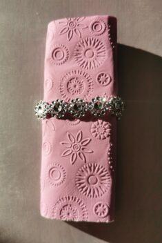 Reliéfne servítky ružovofialové - Spring Lilac 33x33cm - evkakvety-eshop.eu