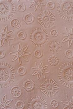 Reliéfne servítky svetlofialové - Pale Lilac 33x33cm - evkakvety-eshop.eu