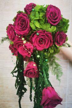 Živé stabilizované kvety