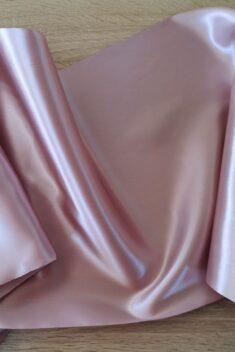 Satén - Svetlý staroružový - Light Old Pink - evkakvety-eshop.eu